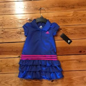 New with Tags Adidas Girls Dress